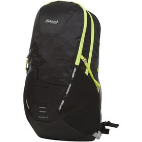 Bergans Rondane 18l Daypack Black/Neon Green